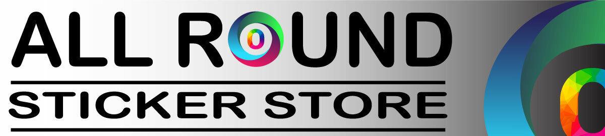 All Round Sticker Store