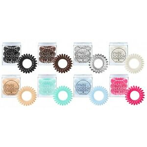 Invisibobble Original The Traceless Hair Ring, Tie, Stylish Accessory, 7 Colors