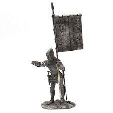 54mm miniature John Codrington. England Knight, standard-bearer of Henry V 1:32
