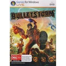 Bulletstorm (Pc) IBM ( Brand New )( Fast Free Shipping)