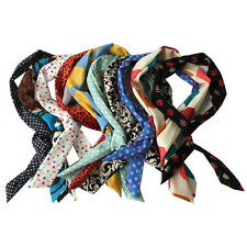 Vogue Dot Rabbit Bunny Ear Ribbon Metal Wire Headband Scarf Hair Head Band 55K