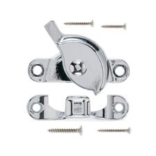 "Ace Hardware Crescent Sash Lock Chrome Plated 2-1/2""  5298583"