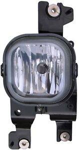 FITS 2008-2010 FORD SUPER DUTY TRUCKS DRIVER LEFT FOG LAMP ASSEMBLY