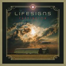 Cardington the new CD from Lifesigns (buy directly from the band!)