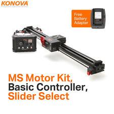 "Konova MSB Bundle K2 Camera Slider 100cm(39.4"") +MS Motor Kit+Basic controller"