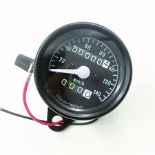 Retro Odometer Speedometer Gauge For Harley Honda Kawasaki Suzuki Yamaha Vintage