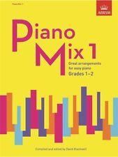 Piano Mix 1- Great Arrangements for Easy Piano Grades 1-2