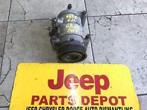 2005 - 2007 JEEP GRAND CHEROKEE SRT-8 6.1L AC PUMP OEM MOPAR 55116917AD