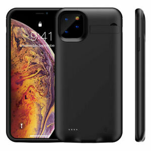 External Battery Case for iPhone X XS MAX XR 11 11 pro max 5000 mAh -  UK Stock
