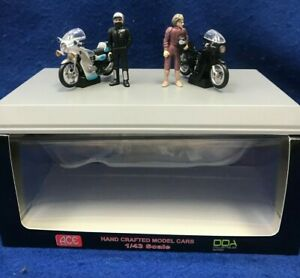 1:43 Goose & Toecutter - motorbikes and figures twinset - From Mad Max Movie ACE