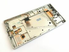 Full LCD display+touch screen + Frame For Nokia Lumia 930 Silver