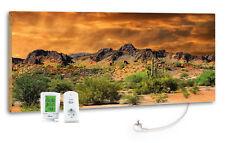 "Marmony M800 Plus 800 Watt Infrarotheizung ""Adventure Rocks"" inkl. Thermostat"