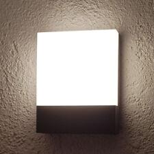 LED IP54 Outdoor 6W 524lm Wandleuchte Aussenleuchte Aussenlampe Wetterfest Eckig
