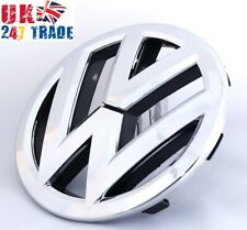 VW GOLF PLUS 6 MK VI FRONT 135mm GRILLE EMBLEM CHROME BADGE 5K0853601C
