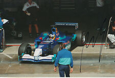 "Nick Heidfeld ""Sauber"" Autogramm signed 20x30 cm Bild"