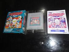 Versus Hero : Kakutou Ou e no Michi Nintendo Game Boy Japan