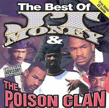 The Best of J.T. Money & Poison Clan [PA] by J.T. Money & the Poison...