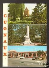 CUGNAUX (31) PIGEONNIER , MONUMENT AUX MORTS & MAIRIE