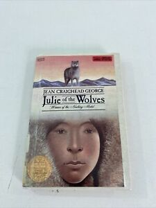Julie Of The Wolves - Jean Craighead George (Hardcover, 1972)