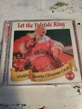 Coca Cola  : Let the Yuletide Ring - World's Favourite Christmas Carols CD