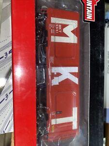 Intermountain HO Scale, MKT Katy Missouri Kansas Texas 40' Ps-1 Box Car #5541
