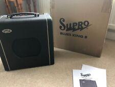 Supro Blues King 8 Tube Amp