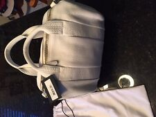 NWT ALEXANDER WANG ROCCO Model 203087 Peroxide White Bag NEW  $925 Retail