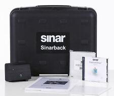 Sinar Sinarback 23  Digitalrückteil Digiback im Koffer