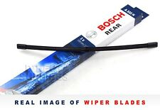 BOSCH REAR WIPER BLADES FOR AUDI Q5 (8RB) 2.0 TFSI TDI 3.0 TDI quattro A332H