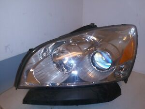 2007-2009 SATURN OUTLOOK DRIVERS SIDE HEADLIGHT ASSEMBLY