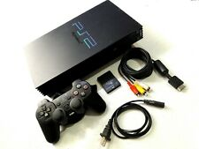 Sony PS2 Video Game System PlayStation 2 Console Complete Original + DualShock 2