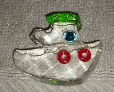 Swarovski Crystal - Tug Boat - 680838 - Retired - Excellent Condition