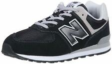 New Balance 574v2 Core Lace, Sneaker Unisex – Bambini - GC574GK SCARPA JR BLK
