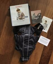 BabybjÖRn Baby Bjorn Baby Carrier Mini 3D Mesh Anthracite From Newborn To 1 Year