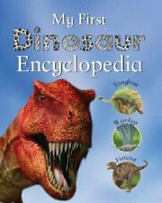 My First Dinosaur Encyclopedia (My First Encyclopedia) by Paul mason Hardback