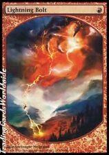 Lightning Bolt versión 2/foil // nm // Player reward promos // Engl. // Magic