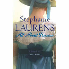 All About Passion by Stephanie Laurens (Paperback, 2007) NEW