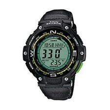 Casio Sgw100b-3a2 Smart Watch - Wrist - Altimeter, Barometer, Digital Compass,