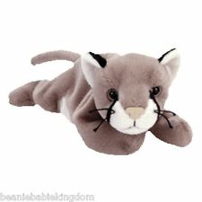 Ty Beanie Baby Babie * Canyon * The Cougar Wild Cat - 04212
