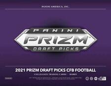 2021 Panini Prizm Draft Picks Football #1-200  Veteran/ RC Base Pick your card