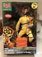 "2003 Hasbro G.I. Joe Timeless Collection 12"" Skydive to Danger Action Figure NIB"