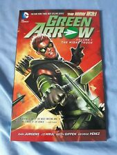 Green Arrow The New 52 Volume 1 The Midas Touch