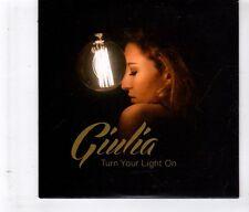 (HL220) Giulia, Turn Your Light On - 2015 DJ CD