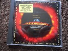 """ARMAGEDDON"" THE MOVIE SOUNDTRACK CD AEROSMITH JOURNEY BOB SEGER ZZ TOP"