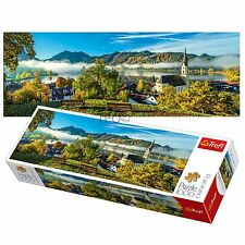 Trefl 1000 Piece Panorama Adult Schliersee Lake Germany Alps Floor Jigsaw Puzzle