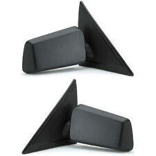 New Set of 2 Left & Right Side Mirrors For Chevy S10 Blazer GMC Envoy 1994-2005