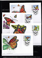 St. Vincent 2012 - FDC - Vlinders/Butterflies/Schmetterlinge -> WWF