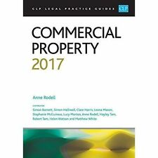 Commercial Property 2017 (CLP Legal Practice Guides)-ExLibrary
