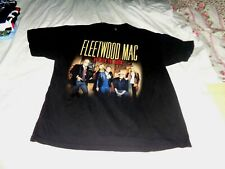 "Fleetwood Mac "" On With The Show Tour 2014-2015 Tee [ X- Large ] [ D ]"