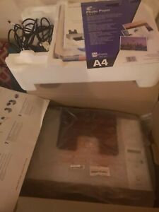 Dell 924 All-in-One Inkjet Printer With power cable, driver, manual etc